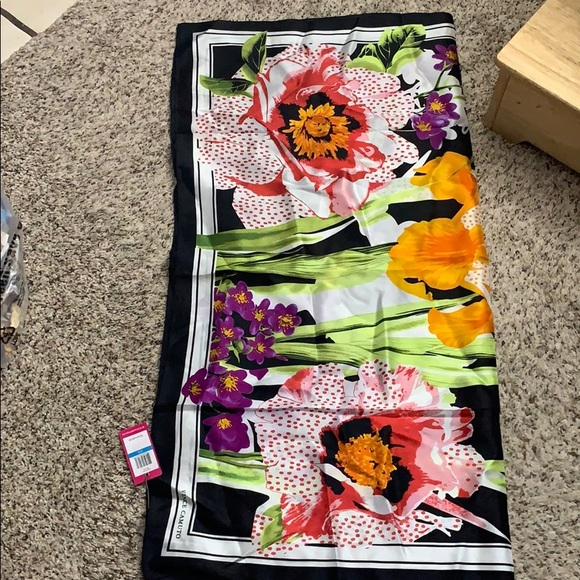 Vince Camuto Other - VINCE. CAMUTO. ORIGINAL. SILK.  SCARF.